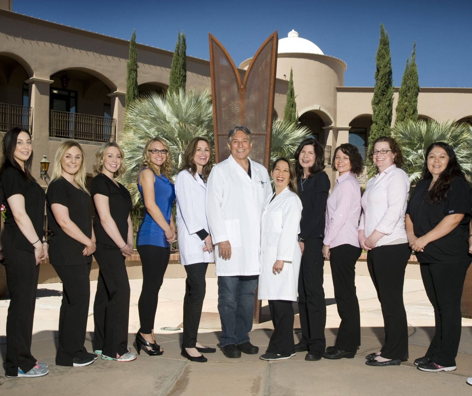 The experienced, friendly staff at Greenspring Medspa, Tucson