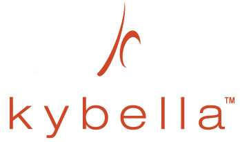 Kybella double chin treatment logo