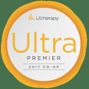 "Ultherapy ""Ultra"" premier provider"