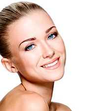 Injectable wrinkle reduction image model
