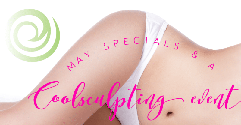 May Specials with CoolSculpting Event